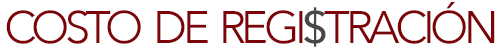 CCCMC2018 - Registration Fee(Spanish)